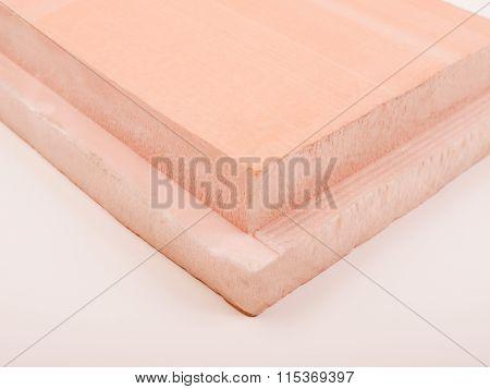 Polystyrene Panel Vintage