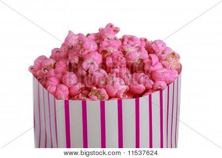 Bag Of Pink Popcorn