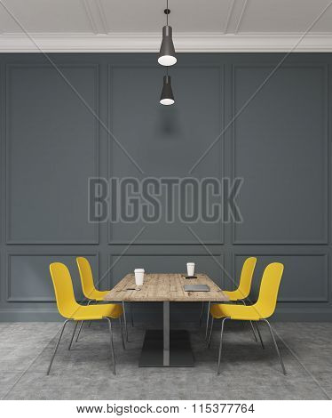 Meeting Room For Four
