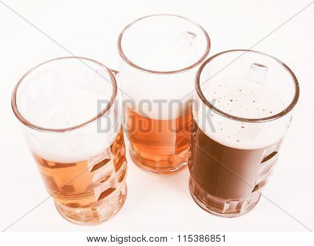 German Beer Vintage