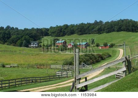 Farm In Illinois