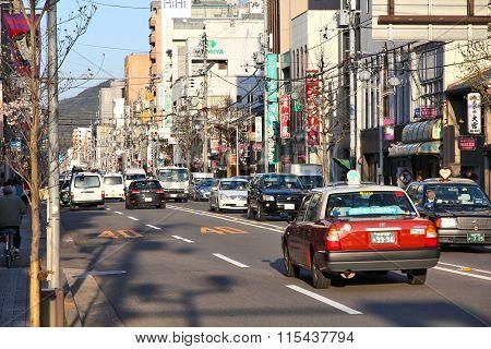 Kyoto Traffic