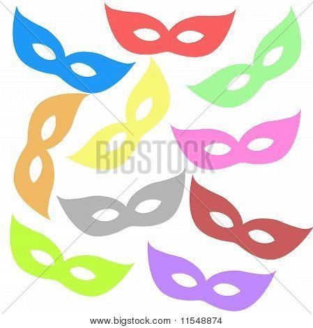 Varicoloured Masks
