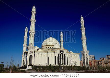 New Mosque Of Hazrat Sultan