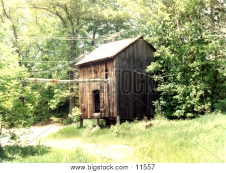 Rickety Structure