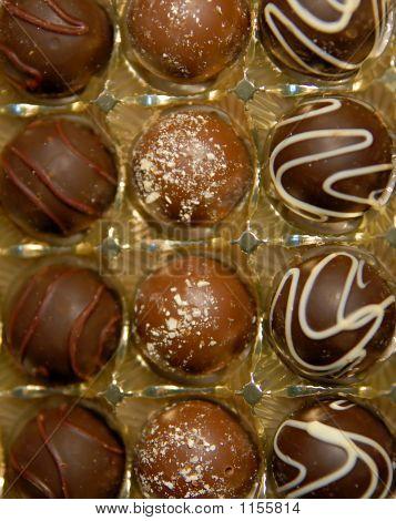 Trufa de Chocolate surtido