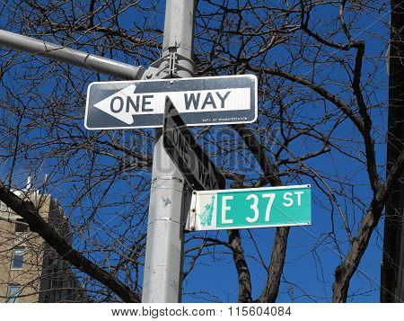 New York City 37Th Street