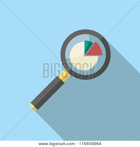 Magnifying Glass, Diagram Analysis
