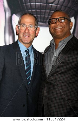 LOS ANGELES - JAN 23:  Phil Gurin, Reginald Hudlin at the 47th NAACP Image Awards Nominees Luncheon at the Beverly Hilton Hotel on January 23, 2016 in Beverly Hills, CA