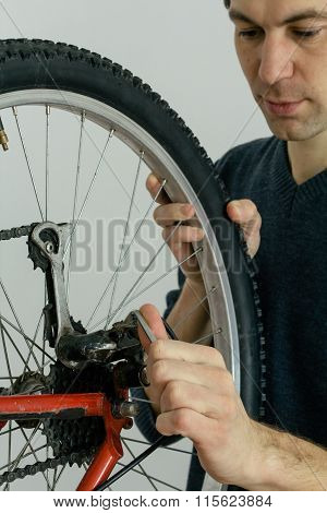 Bicycle Repairing
