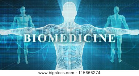 Biomedicine as a Medical Specialty Field or Department