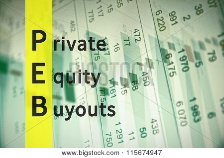 Private Equity Buyouts