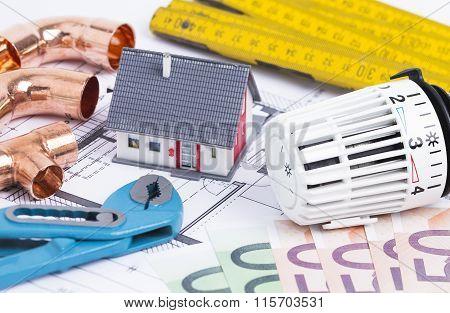 Sanitary Equipment Calculation