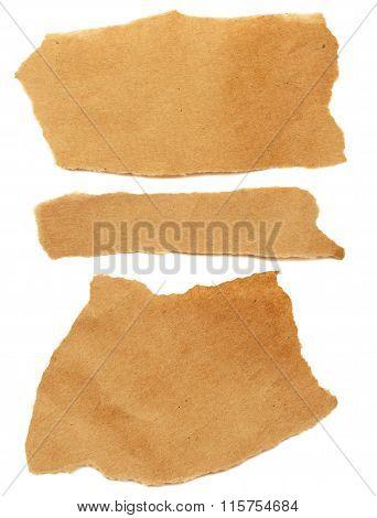 Scraps Of Craft Paper