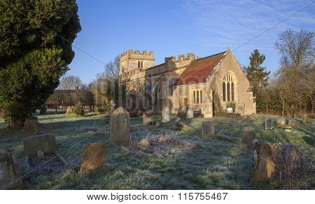 Warwickshire Church