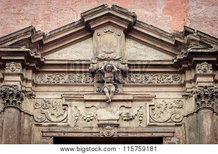 Italian Renaissance Door Frame