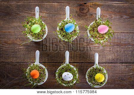 Easter decoration.