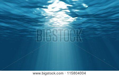 Light Underwater