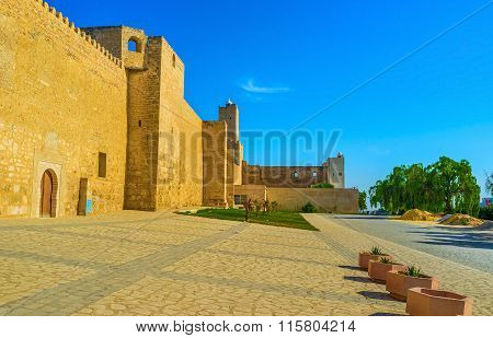 The Defensive Fortress Of Sousse
