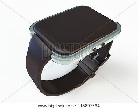 Smart Watches Isolated Wearables