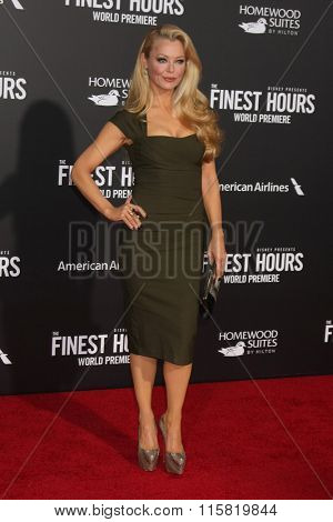 LOS ANGELES - JAN 25:  Charlotte Ross at the The Finest Hours World Premiere at the TCL Chinese Theater IMAX on January 25, 2016 in Los Angeles, CA