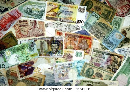 International Paper Currency