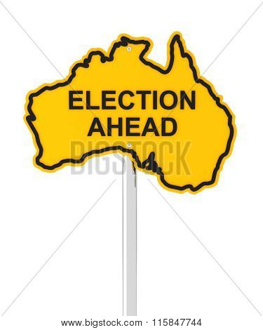 Australian election ahead