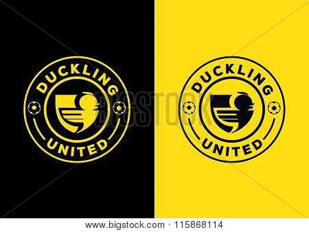 Duckling United Logo