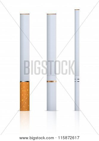 Detailed Cigarettes