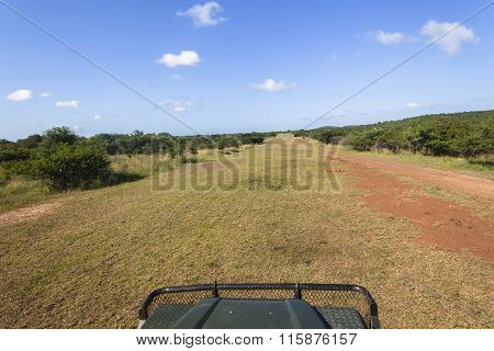 Aircraft Airstrip Wilderness