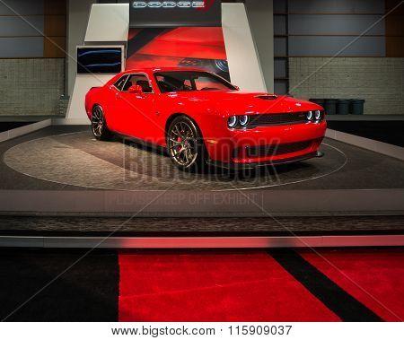 SRT (Dodge) Challenger Hellcat