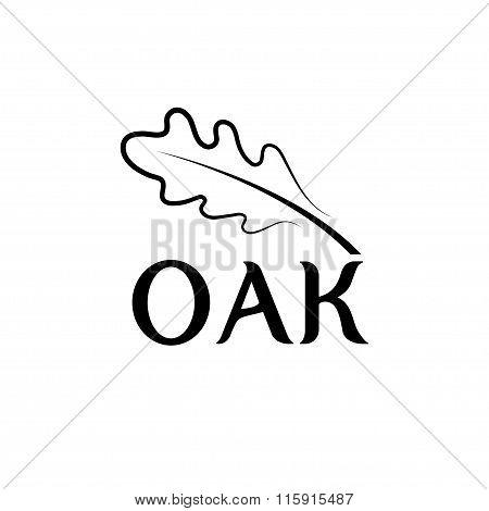 Oak Leaf Vector Vector Photo Free Trial