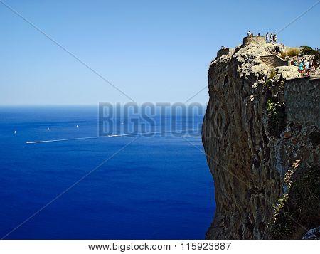 Observation Deck Mirador D'es Colomer