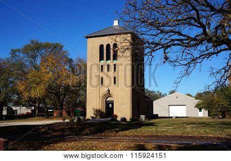 Woodlawn Memorial Park Bell Tower