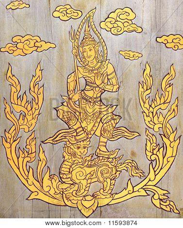 Great Deity Carve