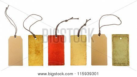 Set Paper Price Tags
