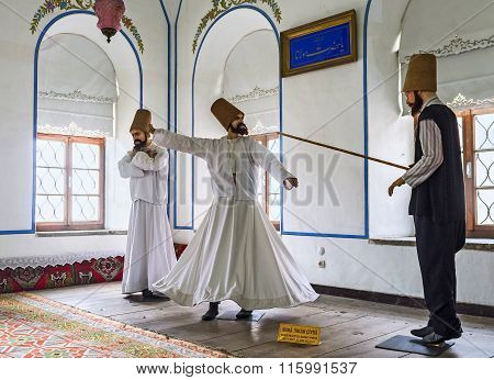 The Dance Of Dervishes
