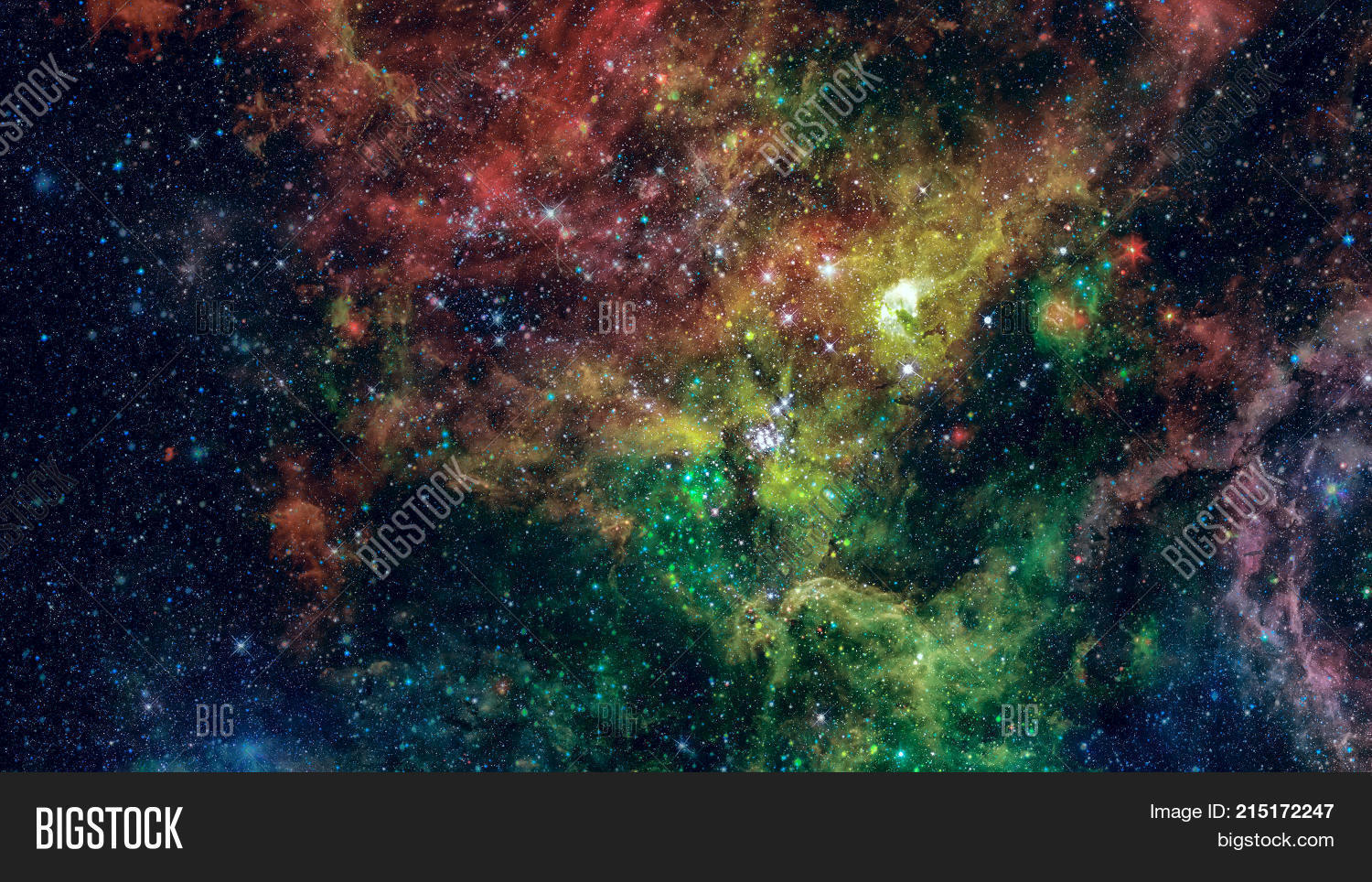 Abstract Bright Image Photo Free Trial Bigstock