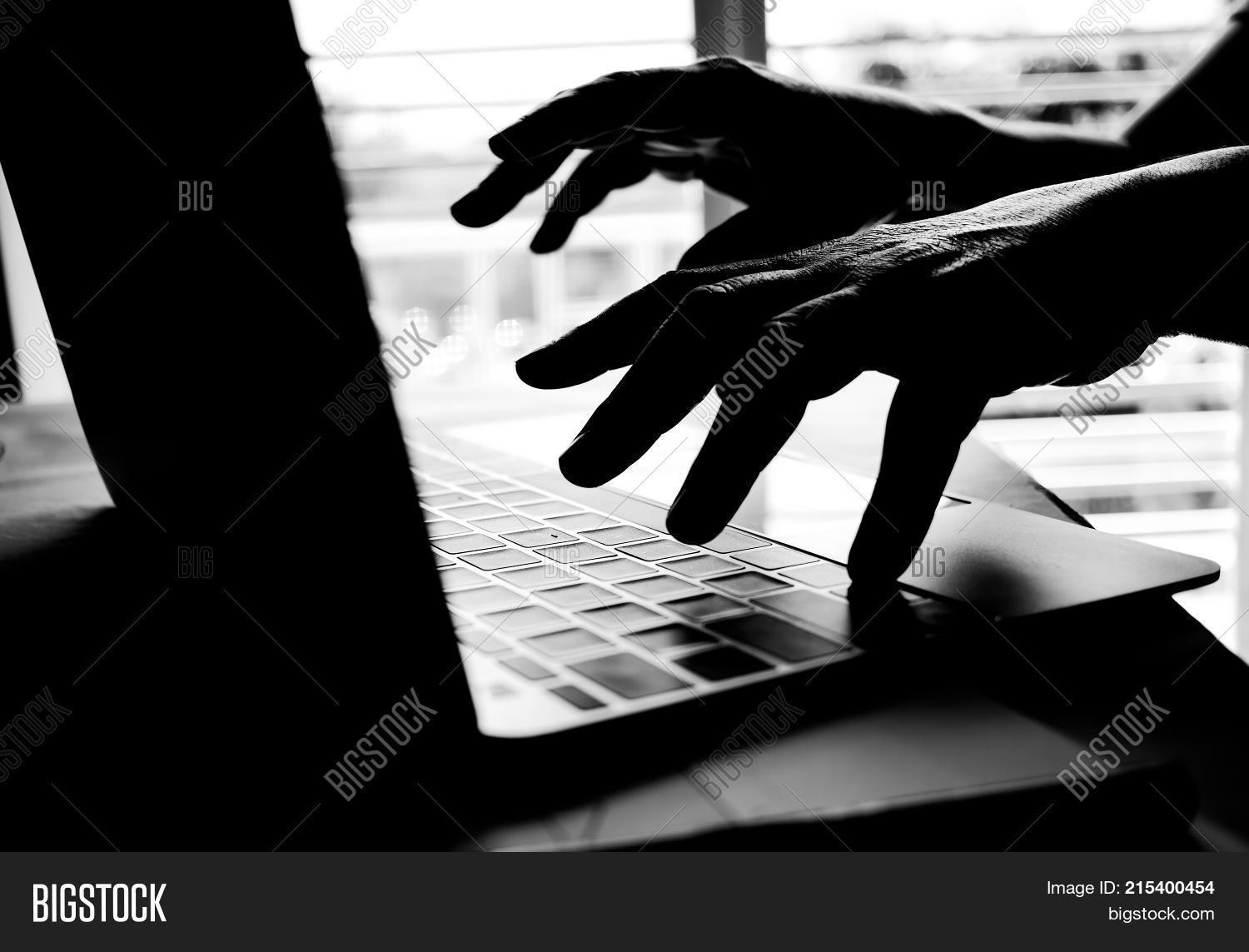 Cyber Crime Hand Image & Photo (Free Trial) | Bigstock