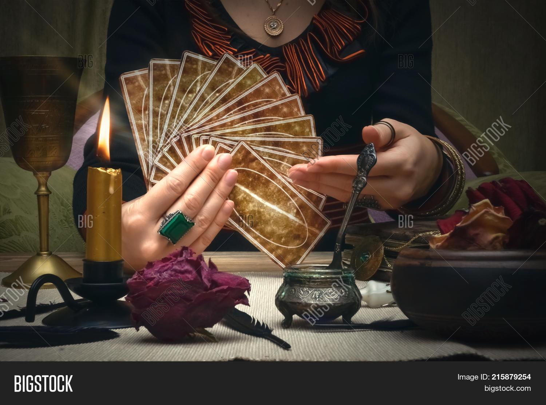 Tarot Cards  Future Image & Photo (Free Trial) | Bigstock