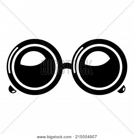 Spectacles icon. Simple illustration of spectacles vector icon for web