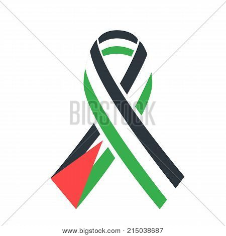 Icon  Flag Solidarity With The Palestinian People