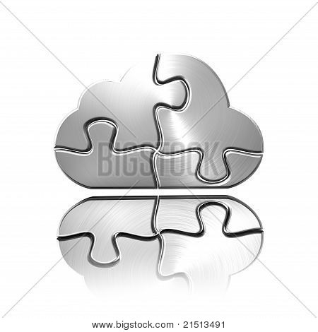 Cloud computing jigsaw