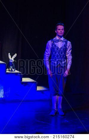 Fairy Tale Porcelain Rabbit