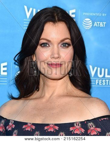 LOS ANGELES - NOV 18:  Bellamy Young arrives for the Vulture Festival's: Scandal: The Final Season on November 18, 2017 in Hollywood, CA
