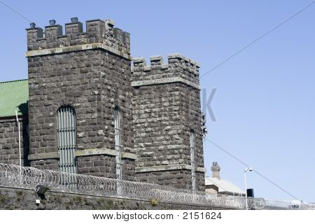 Prison Block House Towers