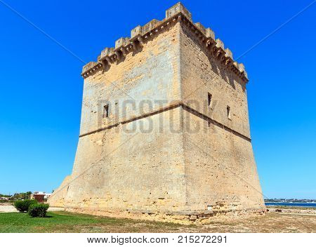 Torre Lapillo, Salento Sea Coast, Italy