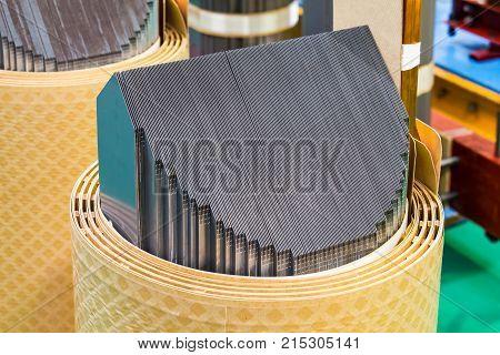 Transformer Stacking Core