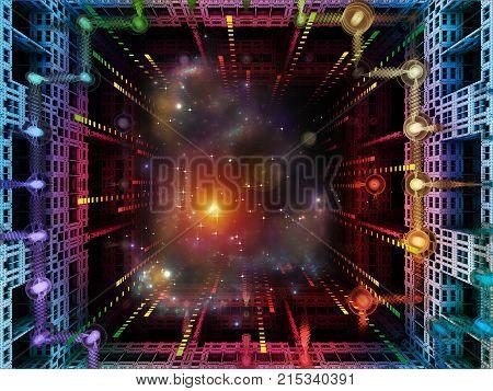 Lights Of Quantum Space