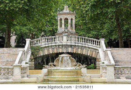 fountain darcy